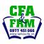 Logo CFA & FRM