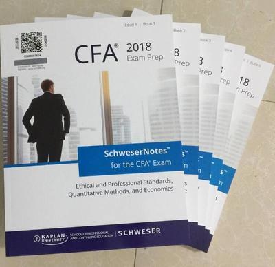 CFA 2018 Practice Exam Level2