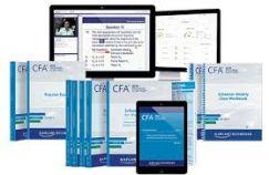 CFA 2019 Kaplan SchweserNotes 5 quyển Level2