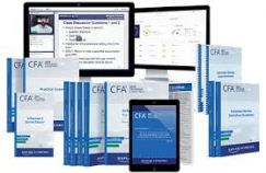 CFA 2019 Kaplan SchweserNotes 5 quyển Level3