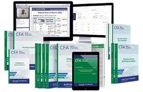 CFA 2019 Kaplan SchweserNotes 5 quyển Level1