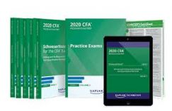CFA 2020-2021 Kaplan Schweser Practice Exam Level1