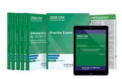 CFA 2020-2021 Kaplan Schweser Practice Exam Level1