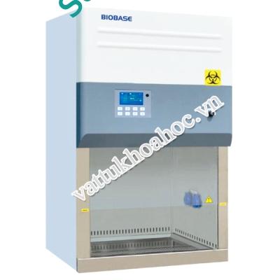 Tủ an toàn sinh học cấp II loại A2 Biobase 11232BBC86