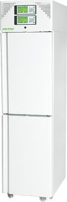 Tủ lạnh combi, 2 dải nhiệt độ, 288/288 lít LFF 660 ARCTIKO