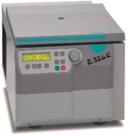 Máy li tâm lạnh 18000 vòng/phút, 4 x 100ml Z 326 K Hermle