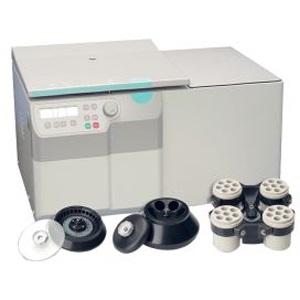 Máy ly tâm lạnh 16000 vòng/phút, 6 x 250ml Z 366 K Hermle