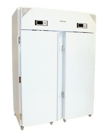 Tủ lạnh âm sâu -40oC, 826 lít, loại đứng, 2 cánh, ULUF 800 ARCTIKO