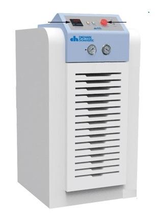 Bộ tuần hoàn lạnh dùng cho máy cô quay chân không từ 1 – 20 lít, -25° đến +40°C Daihan