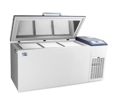 Tủ bảo quản âm sâu -86oC, 420 lít, kiểu nằm ngang DW-86W420J Haier