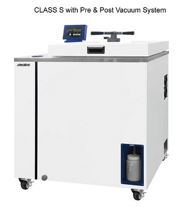 Nồi hấp tiệt trùng 100 lít, có sấy khô chân không Labtech LAC-5105SP (class S)