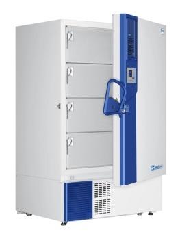 Tủ bảo quản âm sâu -86oC, 829 lít, 2 máy nén DW-86L829BP Haier BioMedical