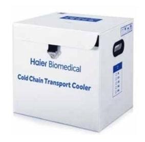 Hộp trữ lạnh từ -25oC đến 25oC, 18 lít BW25-18 Haier