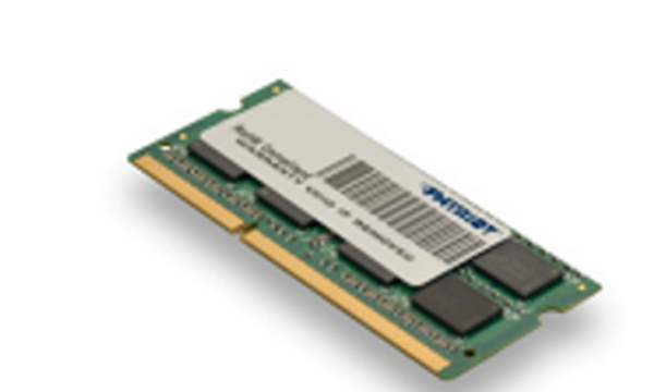 Ram Patriot 4GB DDR3 Bus 1600Mhz - PSD34G1600L81