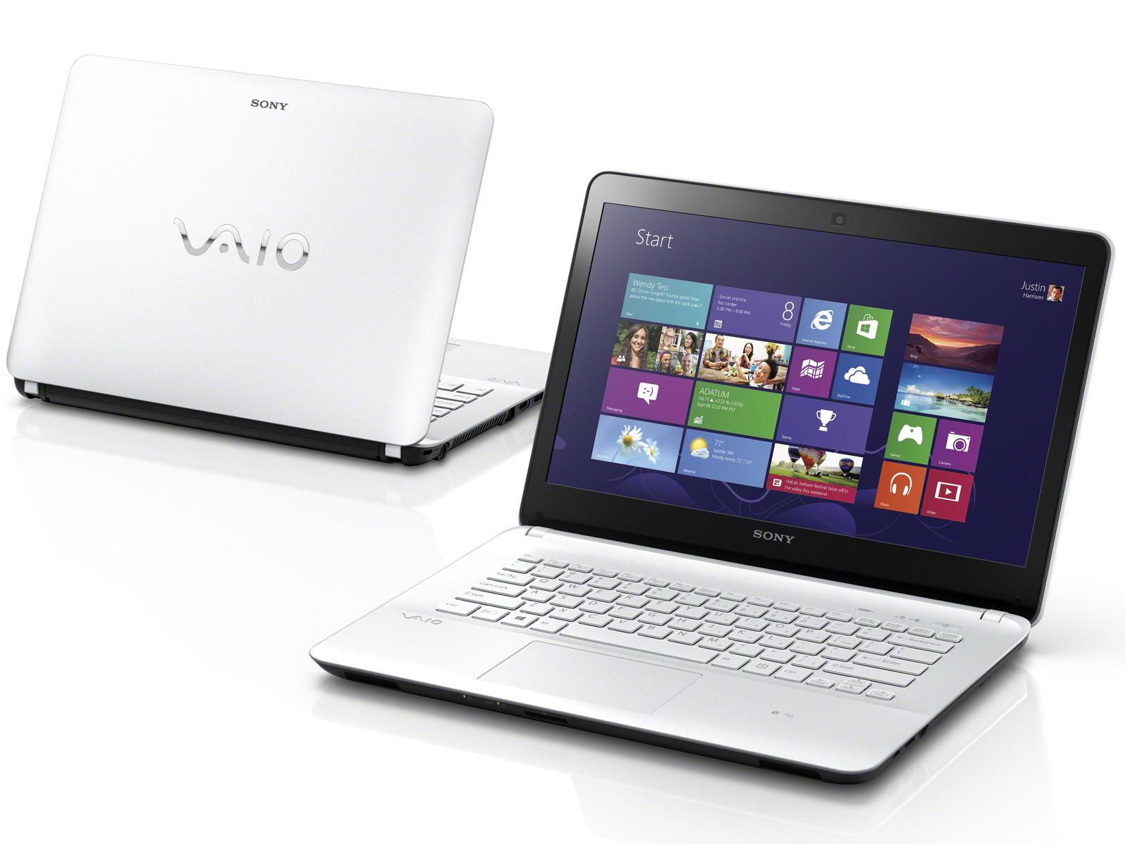 Sony Vaio Fit SVF-15217SG/W-i3-3227U-4GB-500GB-GT 740M / Intel HD 4000