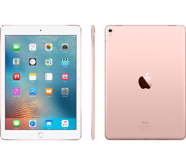 """iPad pro 9.7"""" Hồng Quốc tế 256GB"""