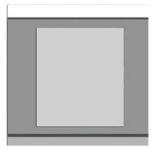 Mặt che vuông đơn ArtDNA