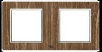 Mặt viền đôi vân gỗ ArtDNA