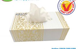 Hộp khăn giấy ăn và những công dụng tuyệt vời trong cuộc sống