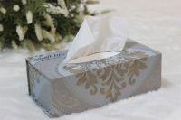 Hộp khăn giấy ăn Soft Life HKM14