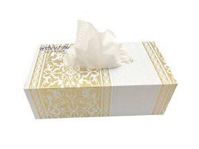 Hộp khăn giấy ăn Soft Life SL04