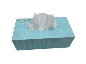 Hộp khăn giấy ăn Soft Life SL05