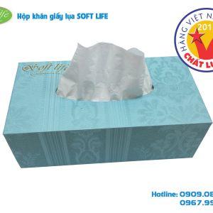 Video hộp giấy ăn cao cấp Soft Life