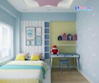 Phòng ngủ cho bé lạc quan,vui tươi cùng chú Thỏ siêu đáng yêu - BBP135