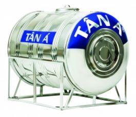 Bồn nước Inox 4000 Lít Ngang Đường kính 1360