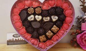 Shop bán socola Valentine ở Hà Nội – Maika Chocolate