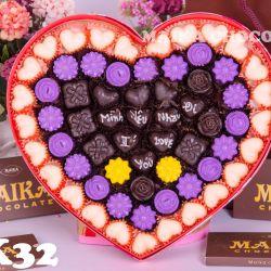 Mẫu socola valentine