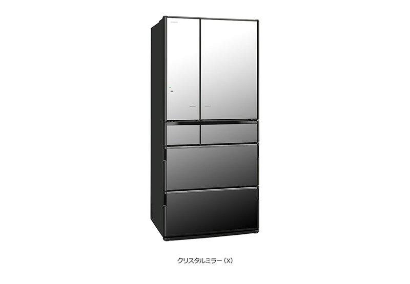 Tủ lạnh Hitachi R-X5200F(XN)