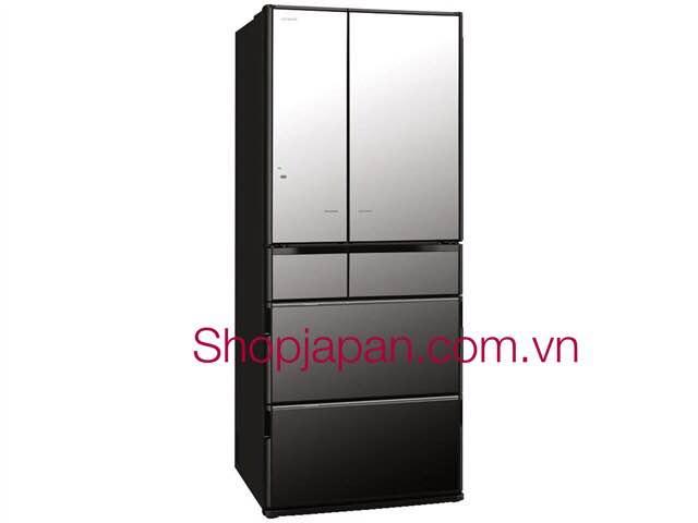 Tủ lạnh Hitachi R-X6200F(X)