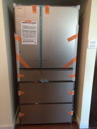 Tủ lạnh Hitachi R-X6200F(XN)