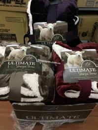 Chăn lông cừu Ultimate Sherpa Throw