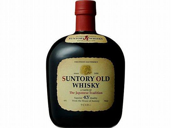 Rượu Suntory Old Whisky