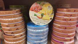 Phô mai QBB Nhật củ cà rốt, dứa