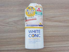 Sữa tắm trắng da White Conc