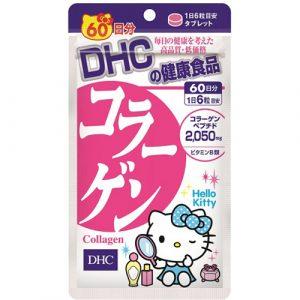 Viên uống DHC collagen hồng