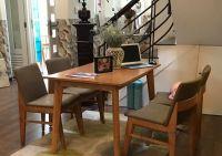 """Top 15 bộ bàn ăn """"SIÊU XINH"""" dành cho căn hộ chung cư có diện tích nhỏ"""