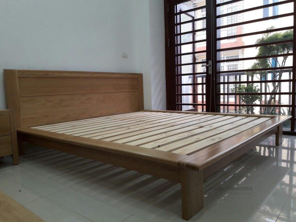 Giường Nhật GN02 (1,8m)