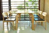 Bộ bàn ghế VEGA SIDE.CHAIR N6