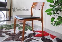 Ghế Vega Chair gỗ ASH nhập khẩu
