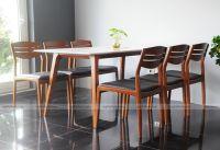 Bàn ghế ăn mặt đá WV-BL