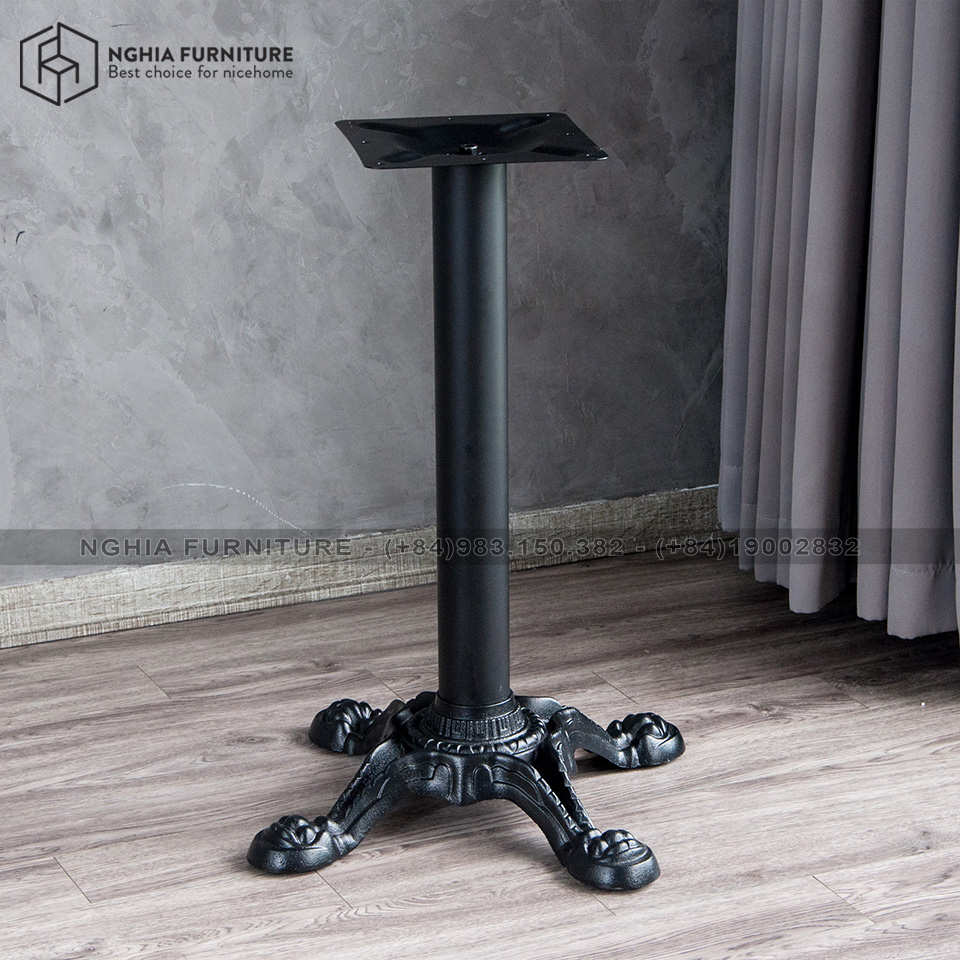 Chân bàn Cafe ALLOY TABLE 02