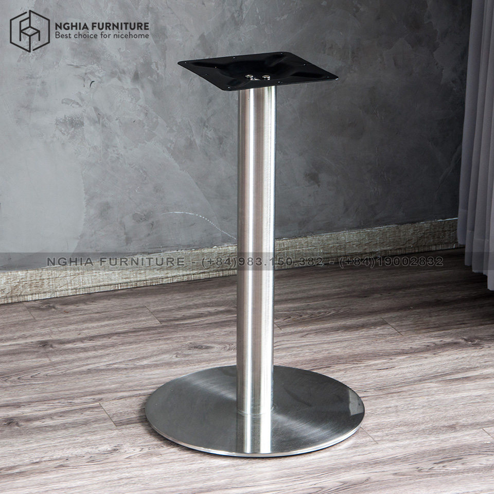 Chân bàn Cafe ALUMINUM TABLE 02