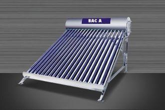 Máy nước nóng năng lượng mặt trời và những ưu điểm vượt trội