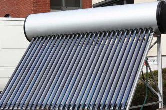 Nguyên lý hoạt động và điều kiện cần thiết để sử dụng máy nước nóng năng lượng mặt trời