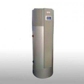 Máy bơm nhiệt Bắc Á - Bình tích hợp- sử dụng cho gia đình