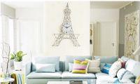 Đồng hồ treo tường tháp Eifel